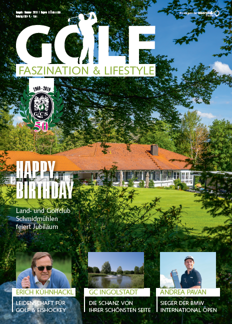 Golf Faszination & Lifestyle - Sommer 2019