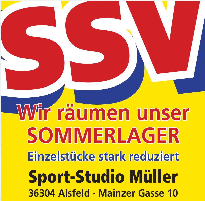 SSV Sport-Studio Müller