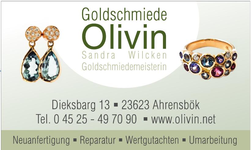 Goldschmiede Olivin
