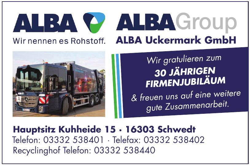 ALBA Uckermark GmbH