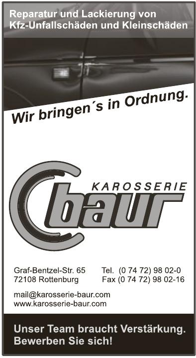 Karosserie Baur
