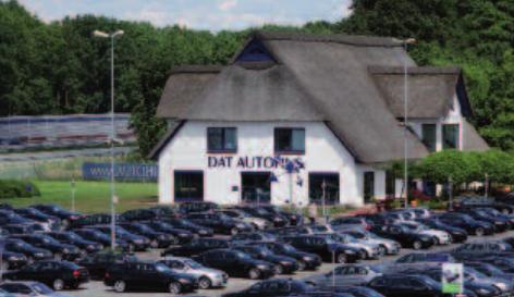 Über 3.500 junge Gebrauchtwagen finden Interessierte bei DAT AUTOHUS unter www.autohus.de. Allein am Standort Bockel stehen über 2.000 Fahrzeuge