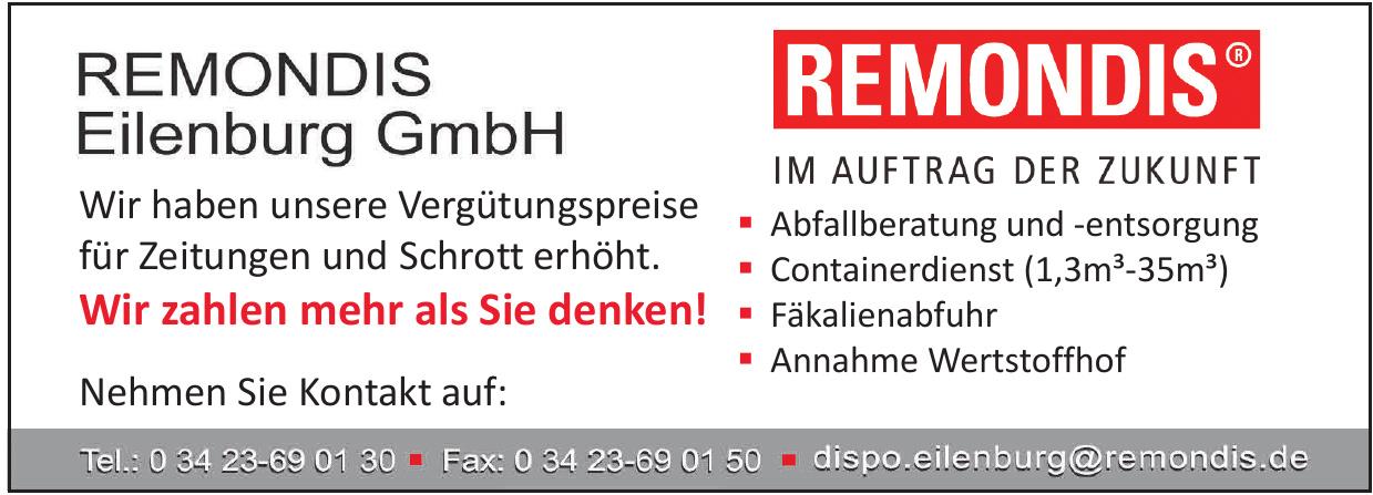 Remondis Eilenburg GmbH