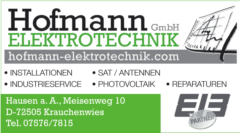 Hofmann-Elektrotechnik GmbH