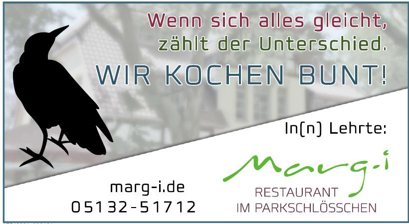 Marg-i Restaurant im Parkschlösschen