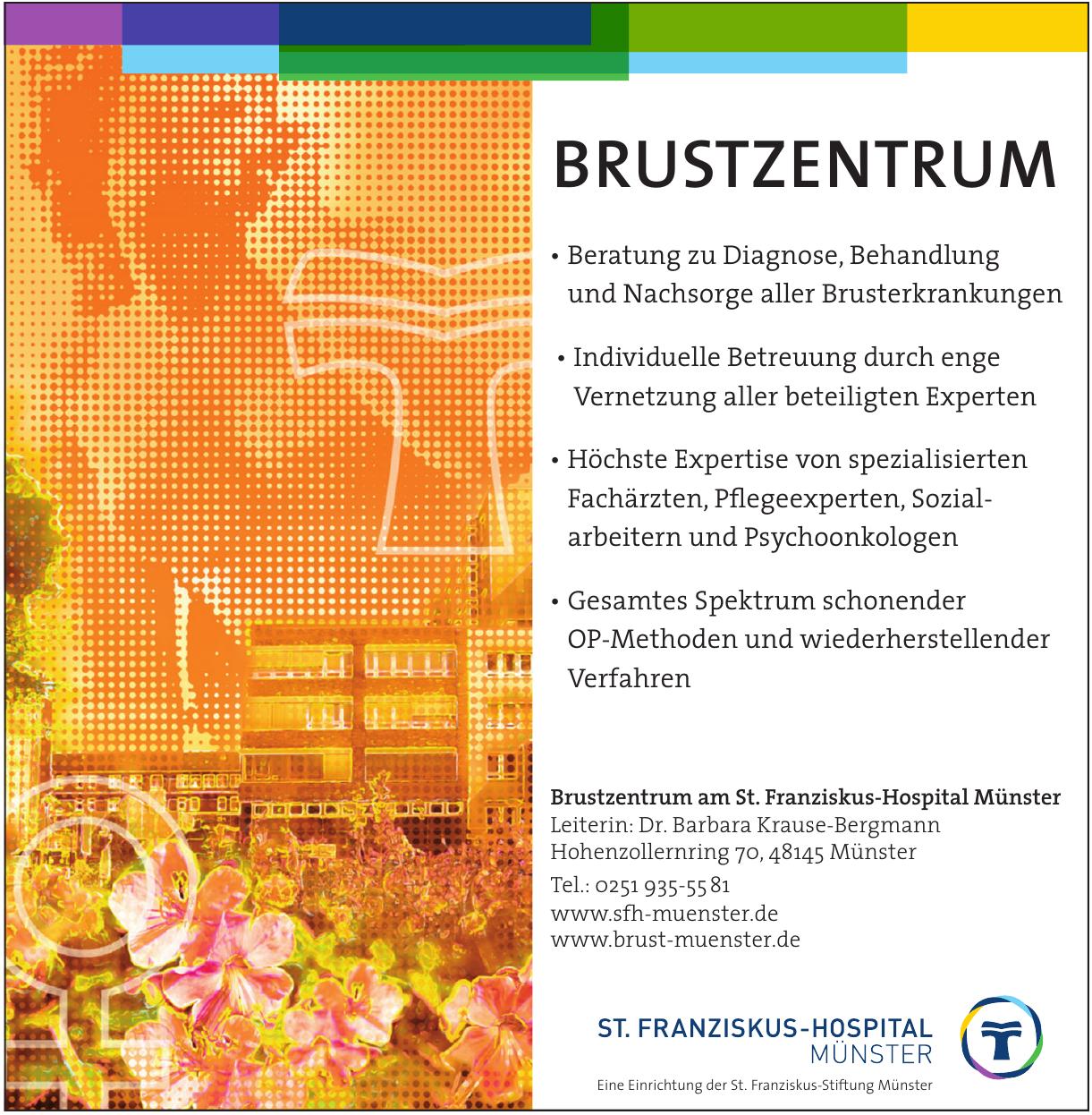 Brustzentrum am St. Franziskus-Hospital Münster