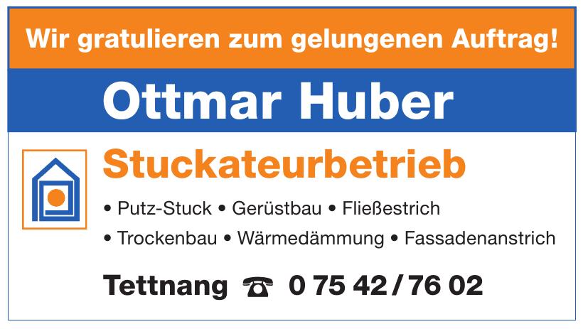 Ottmar Huber