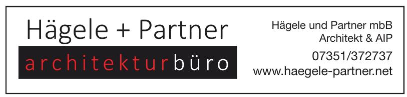 Hägele und Partner mbB Architekt & AIP