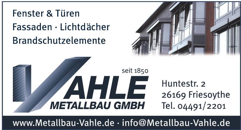 Vahle Metallbau GmbH