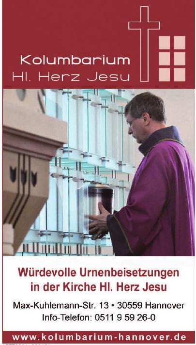 Kolumbarium Hl. Herz Jesu