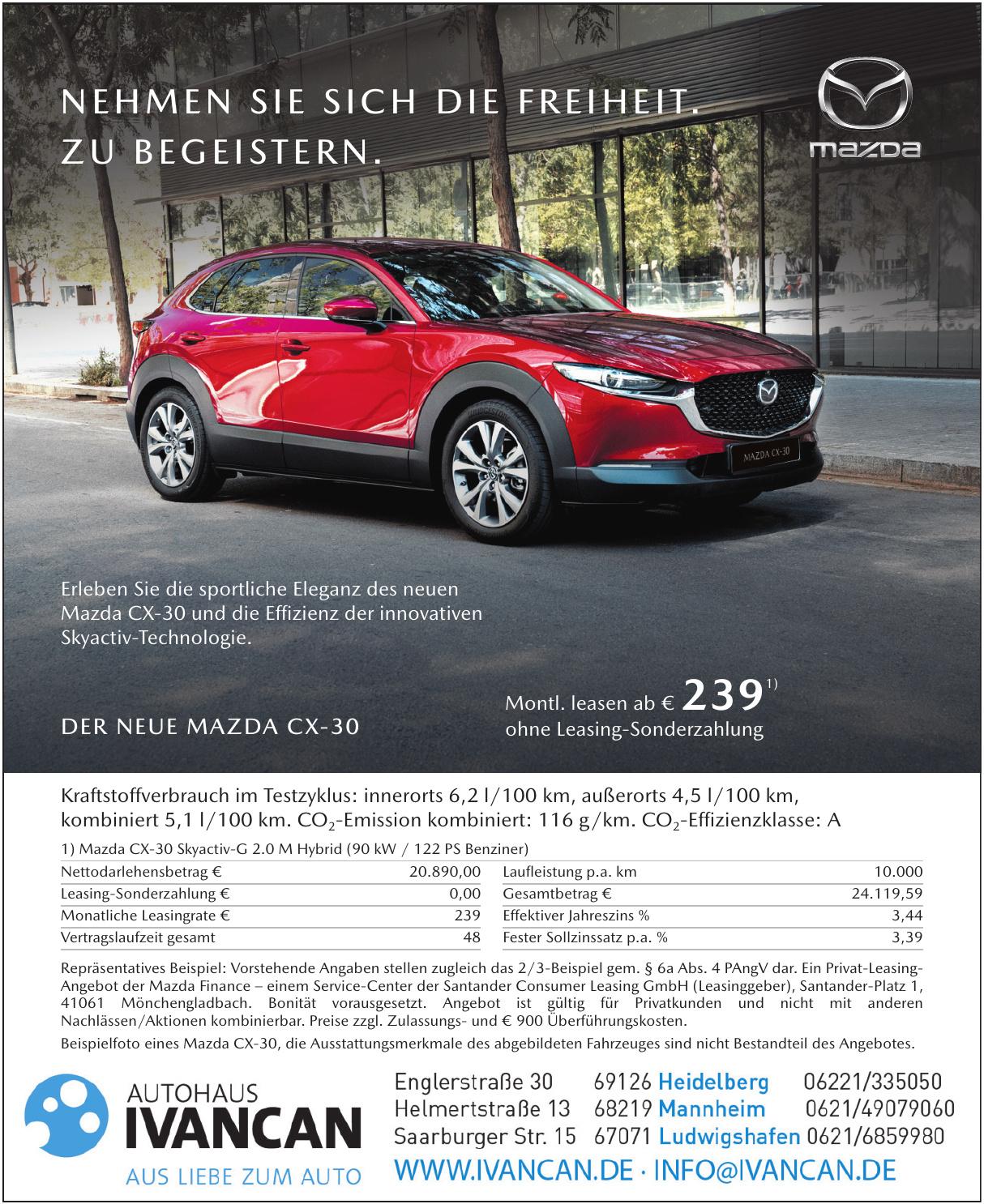 Autohaus Ivancan GmbH