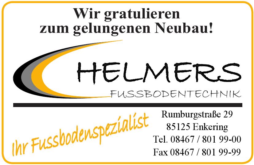 Helmers Fussbodentechnik