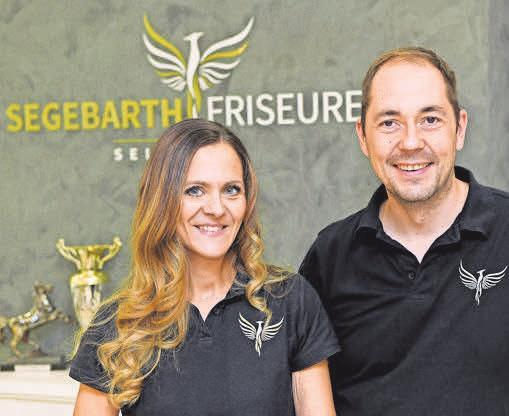 Sarah und Daniel Segebarth