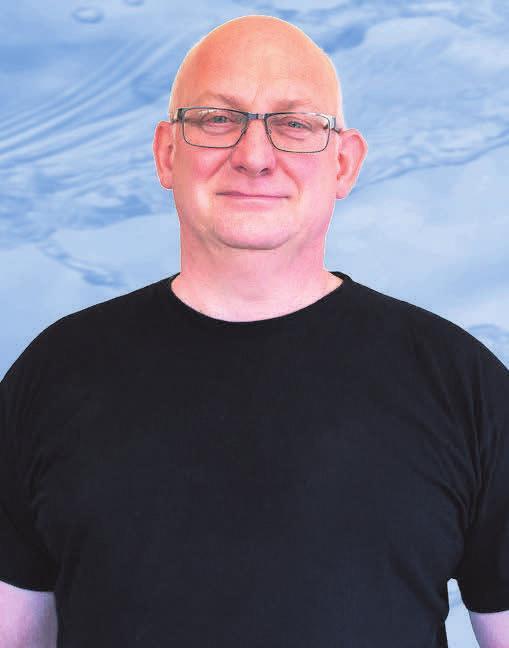 Baustellenkoordinator Sanitär: Andre Schmidt.