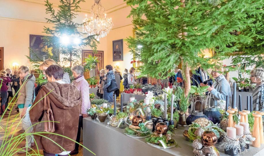 Adventsausstellungen sind ein großer Besuchermagnet. FOTO: ANDY HEINRICH