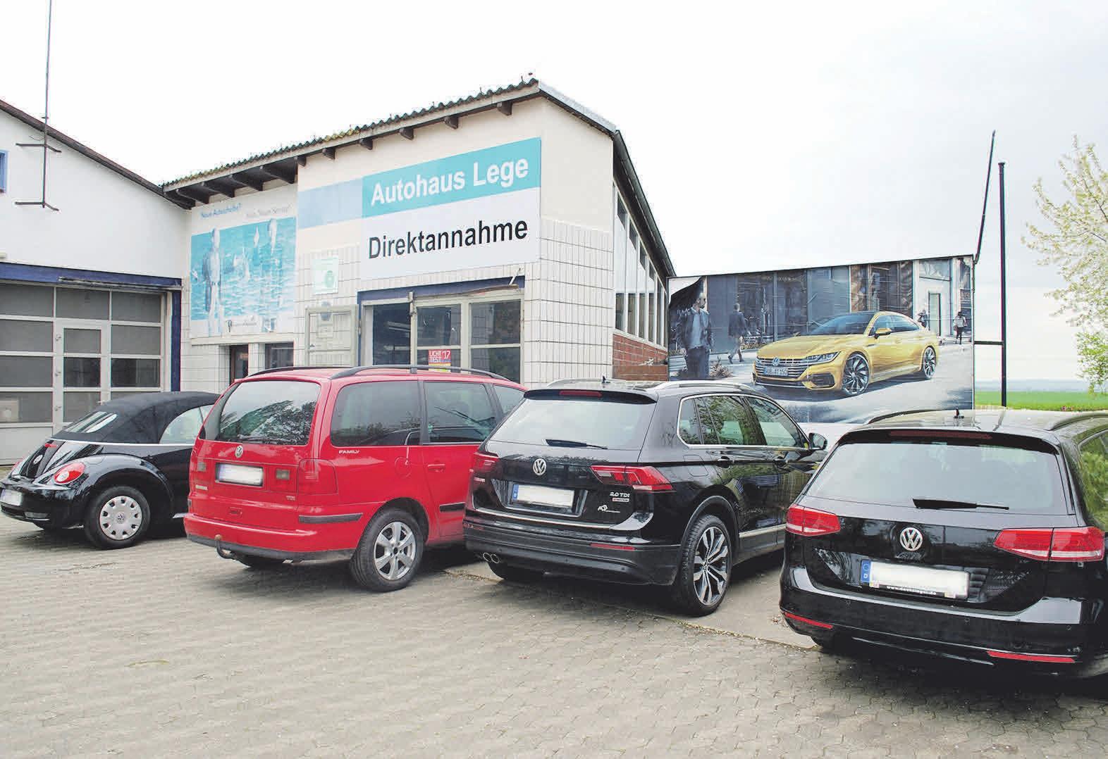 Das Autohaus Lege bietet auch Originalersatzteile für Fahrzeuge an. Foto:Birthe Kußroll-Ihle