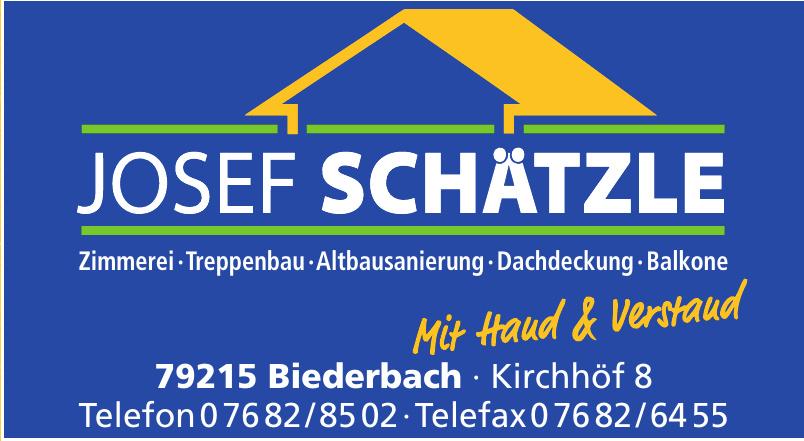 Josef Schätzle