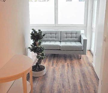 Modern und einladend präsentieren sich die Räume nach der Sanierung.