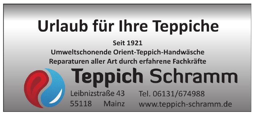 Teppich Schramm