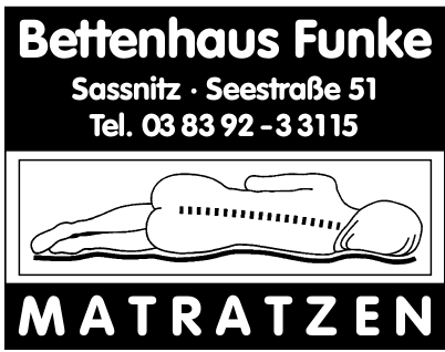 Bettenhaus Funke
