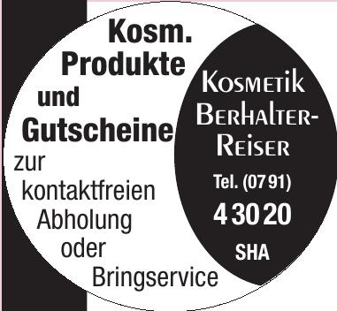 Kosmetik Berhalter- Reiser