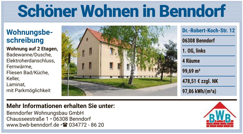 Benndorfer Wohnungsbau GmbH