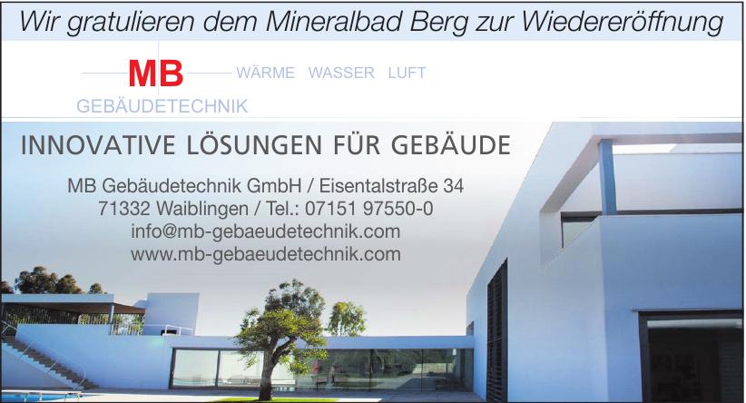 MB Gebäudetechnik GmbH