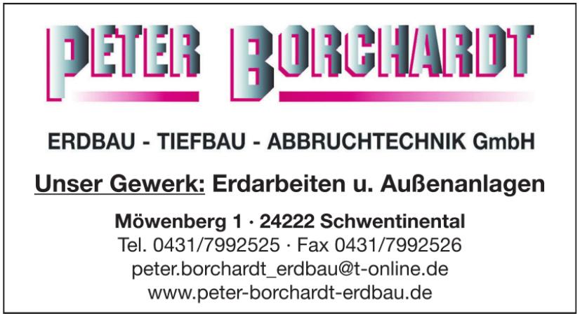 Peter Borchardt Abbruchtechnik GmbH