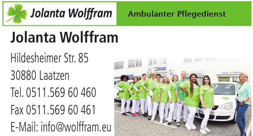 Jolanta Wolffram