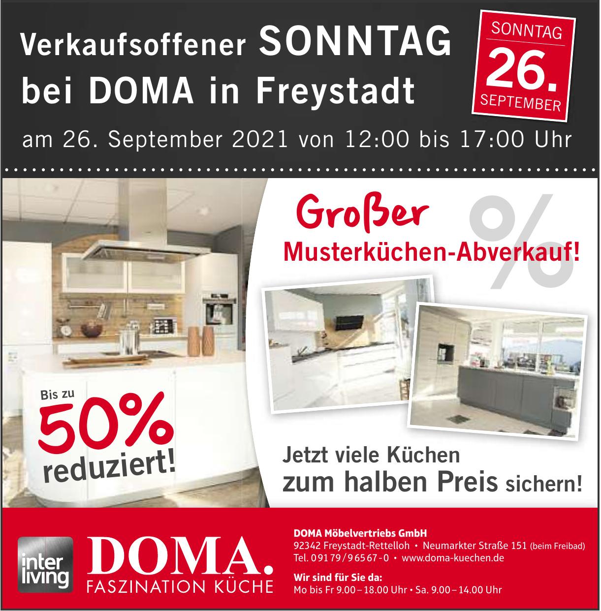 DOMA Möbelvertriebs GmbH