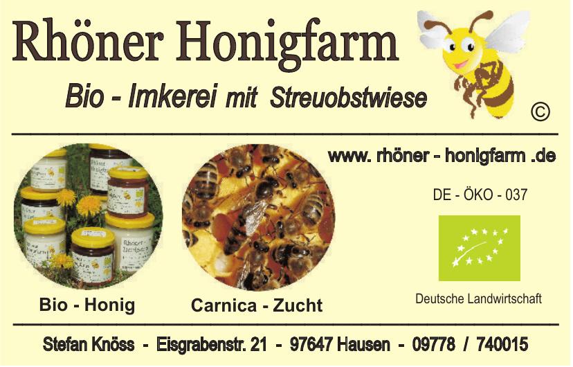 Rhöner Honigfarm