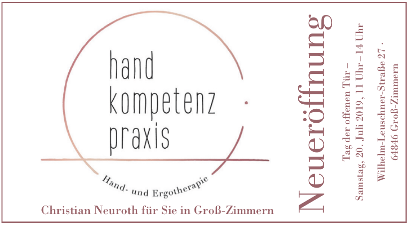 Handkompetenzpraxis