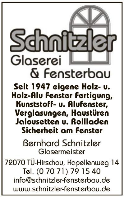 Schnitzler Glaserei & Fensterbau