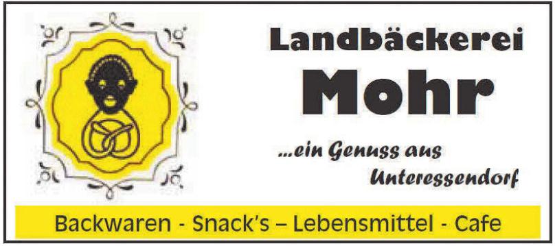 Landbäckerei Mohr