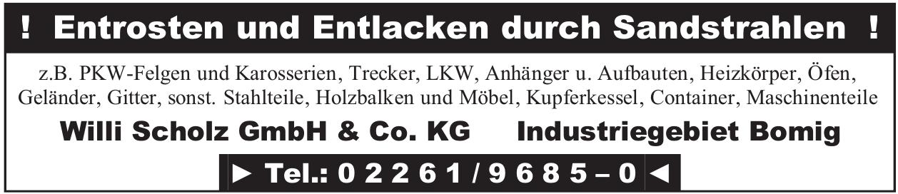 Willi Scholz GmbH & Co. KG