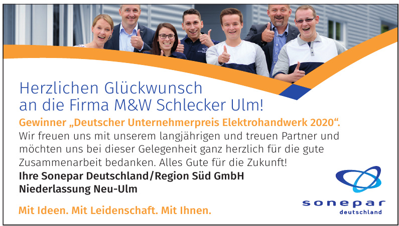 Sonepar Deutschland/Region Süd GmbH