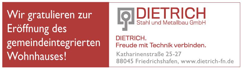 Dietrich Stahl- und Metallbau GmbH
