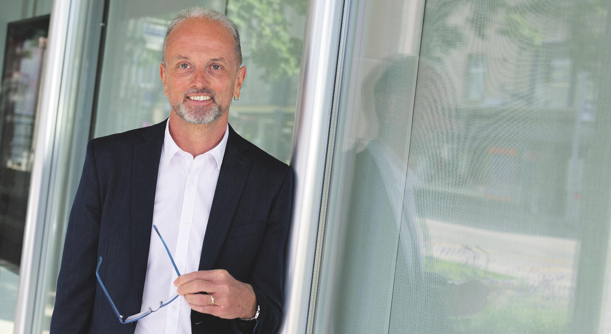 Max Neuenschwander, Leiter der BEKB Grenchen
