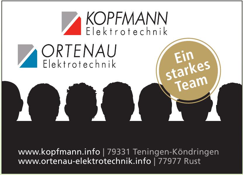 Kopfmann Elektrotechnik
