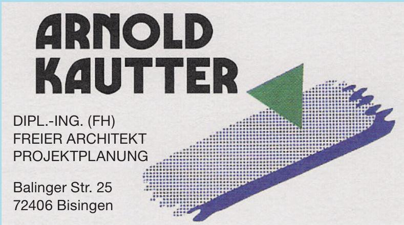 Arnold Kautter