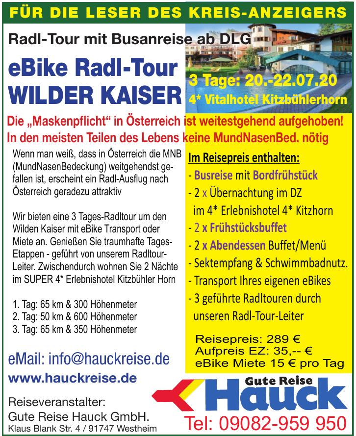 Gute Reise Hauck GmbH
