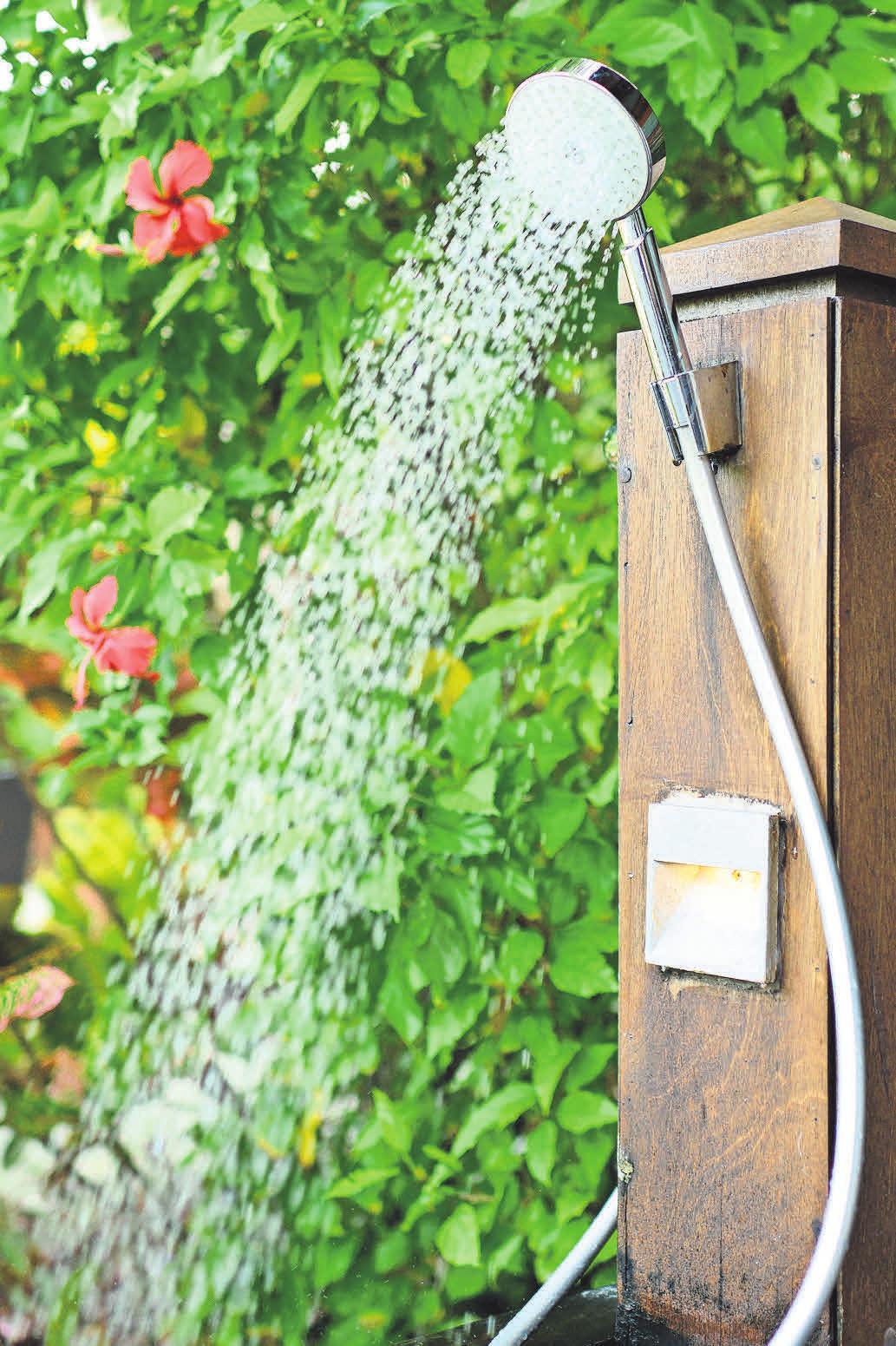 Bei fest installierten Varianten ist ein Abfluss nötig. Foto: iStockphoto.com/PhotoTalk
