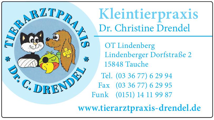 Kleintierpraxis Dr. Christine Drendel