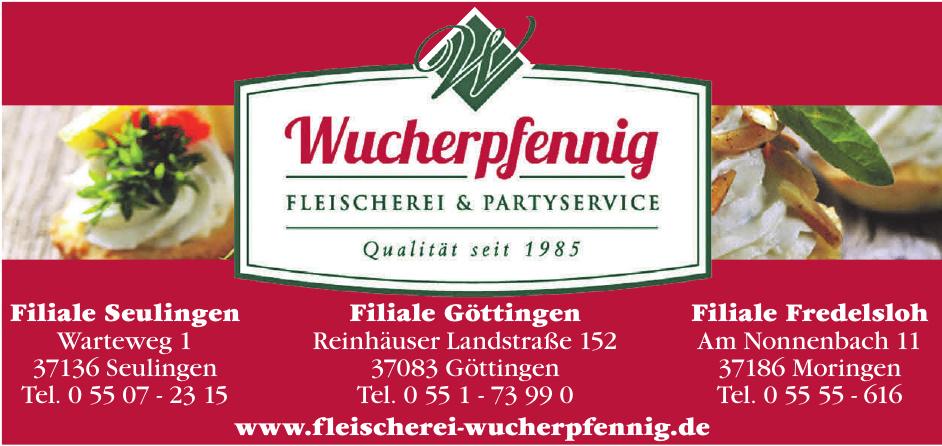 Fleischerei & Partyservice Wucherpfennig