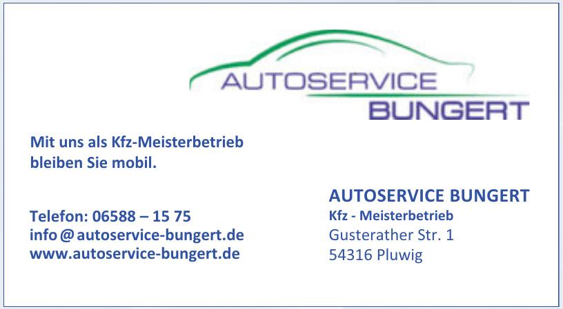 Autoservice-Bungert