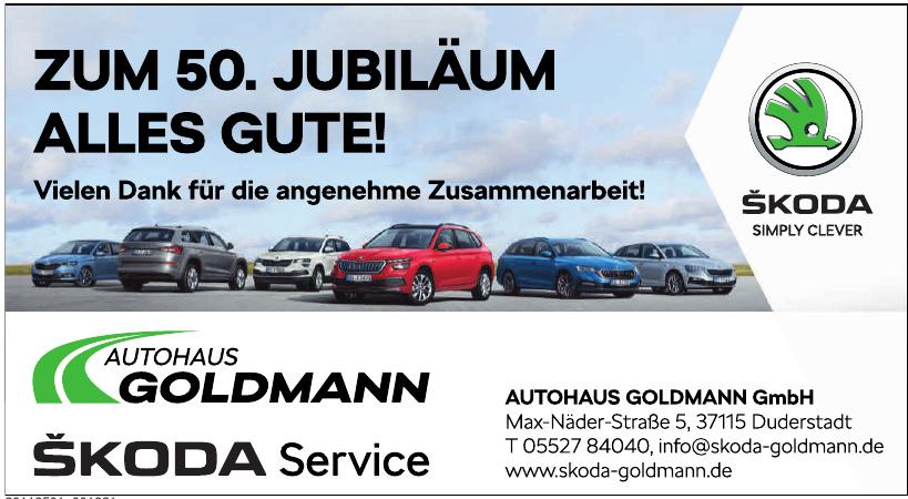 Autohaus Goldmann GmbH