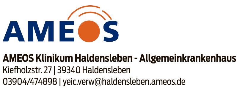 Ameos Klinikum Haldensleben - Allgemeinkrankenhaus