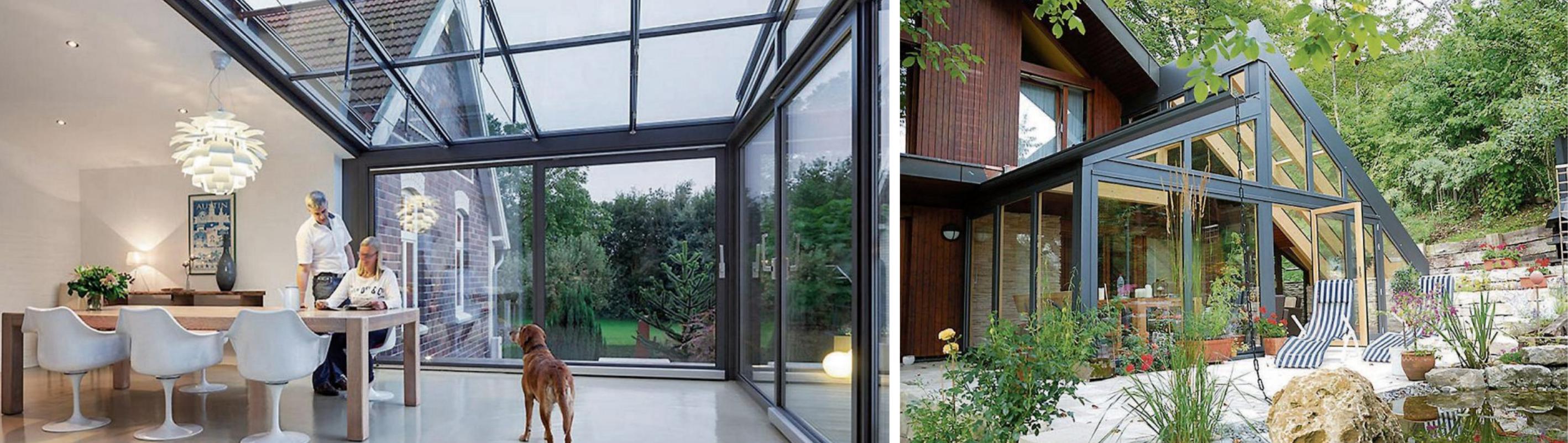 Bilder: Glashaus Rehm
