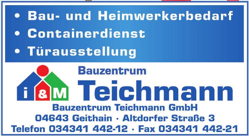Bauzentrum Teichmann GmbH