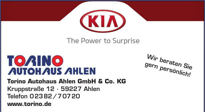 Torino Autohaus Ahlen GmbH & Co. KG